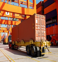 FCL Shipping from China