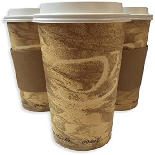 Wholesale Lidded 24oz Large Paper Cup