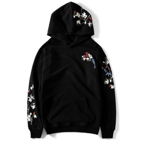 Wholesale Embroidered Hoodies