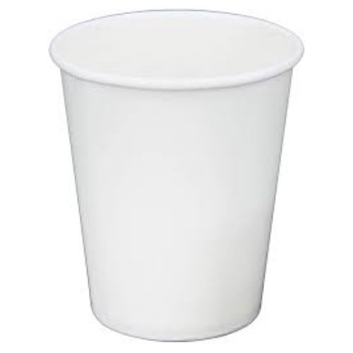 Wholesale Single-Wall White Paper Cup