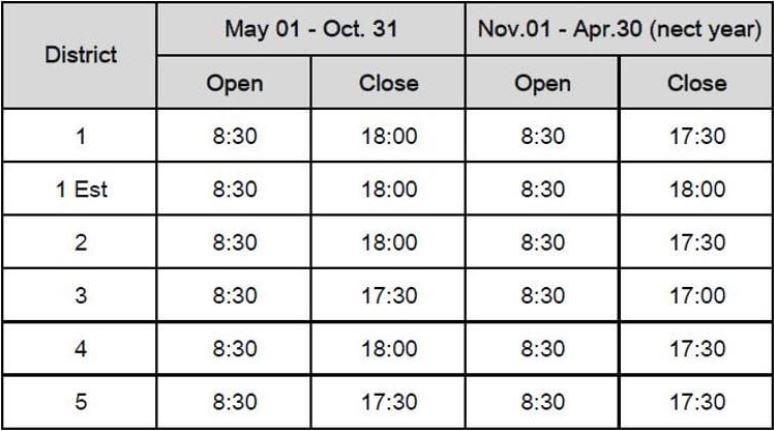 Yiwu Market Operating Hours