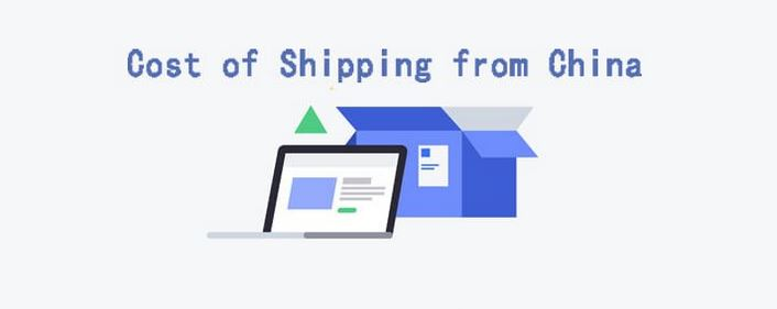 Figure 4 Cost of shipping from China