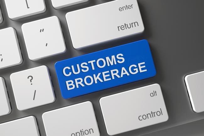Figure 6 Customs brokerage