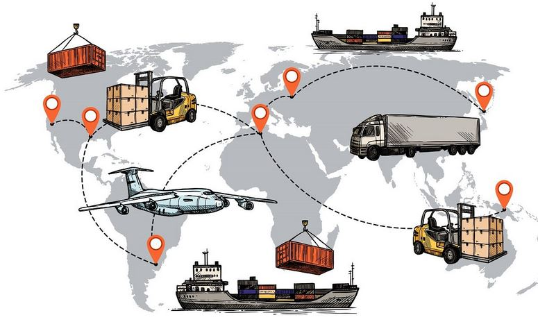 Multi modal transport