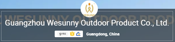 Guangzhou Wesunny Outdoor Product Co., Ltd.