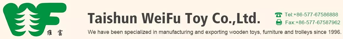 Taishun Weifu Toy Co., Ltd.